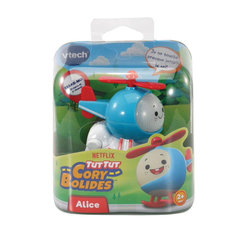 VTech Tut Tut Cory Bolides Alice - English Edition - French Edition