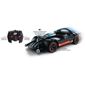 Hot Wheels Star Wars Darth Vader R/C Vehicle - English Edition