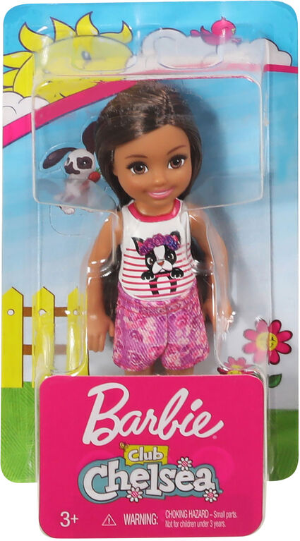 Barbie Club Chelsea Doll - Puppy