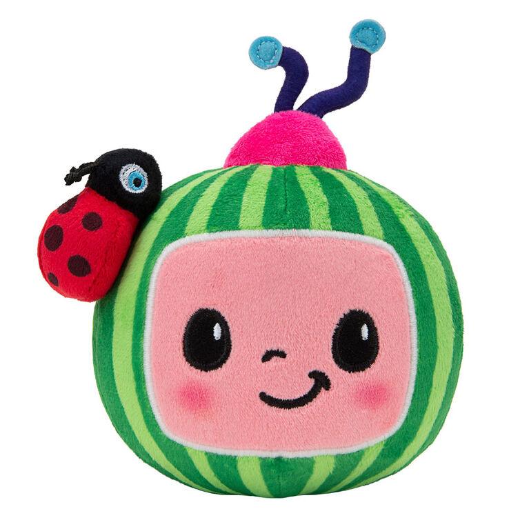 Cocomelon - Little Plush - Cocomelon Logo - English Edition