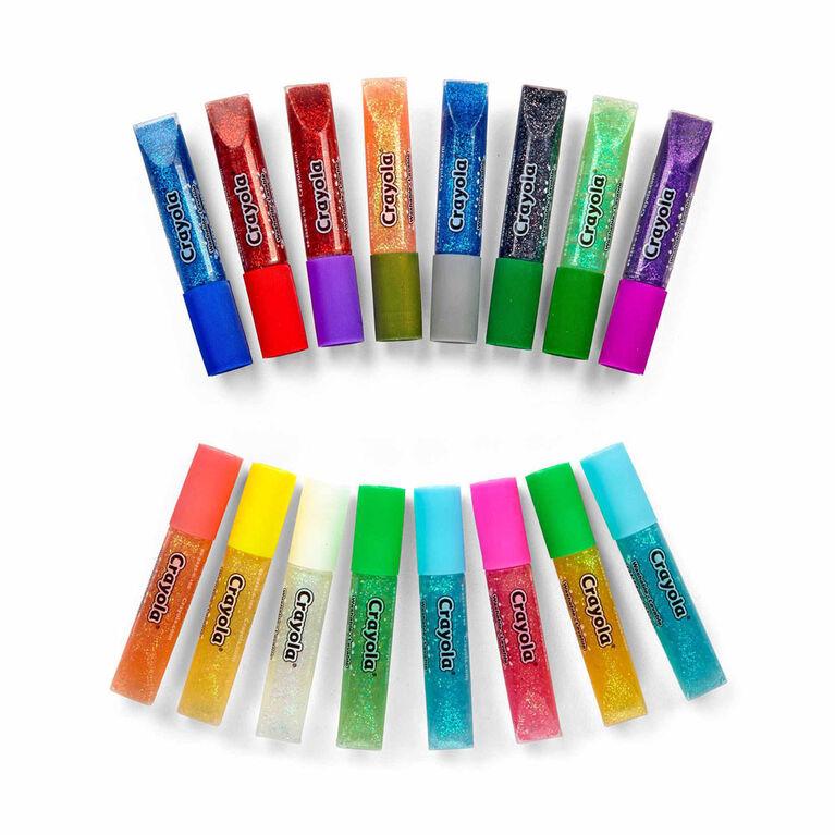 Crayola - Pip-Squeaks Washable Glitter Glue