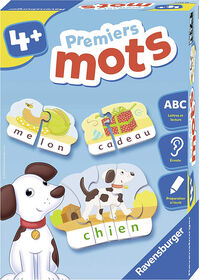 Ravensburger! First Words Game - French Edition