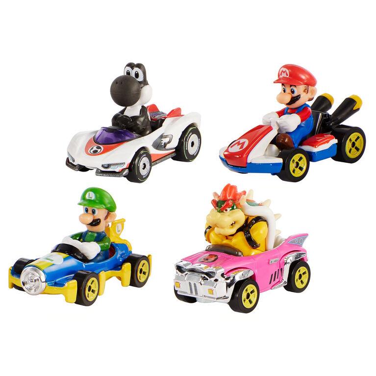 Hot Wheels Mario Kart Bundle