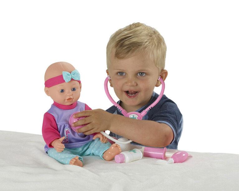You & Me - Baby Medical Set - Purple