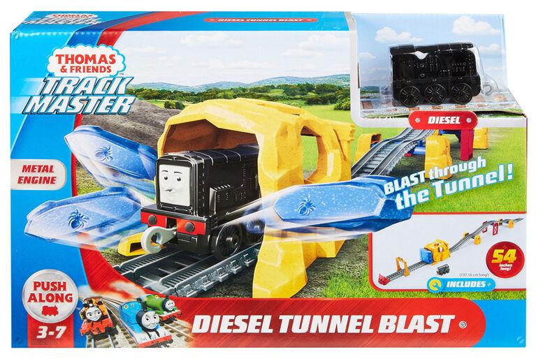 Thomas et ses amis - Explosion au tunnel de Diesel
