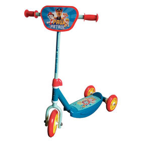 Paw Patrol - 3 Wheel Scooter - Marshall