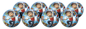 8 Pack Playball with Pump 10 inch Paw Patrol