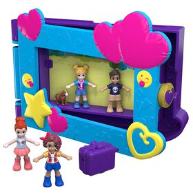 Polly Pocket Say Freeze Frame