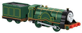 Fisher-Price Thomas & Friends - TrackMaster Motorized Emily Engine - English Edition