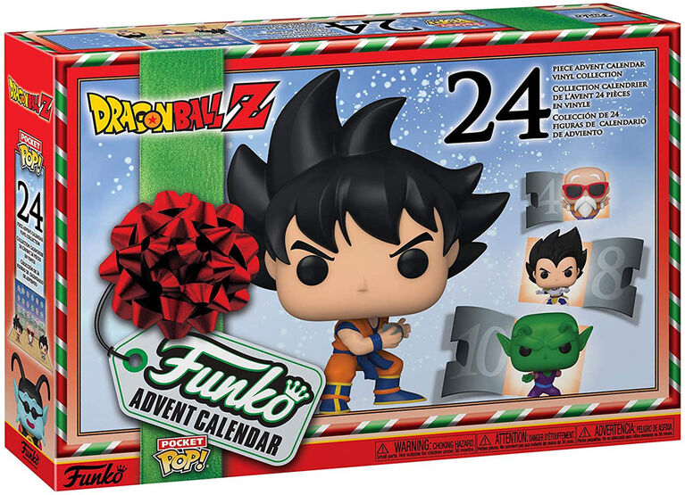 Figurine en Vinyle Dragon Ball Z par Funko!