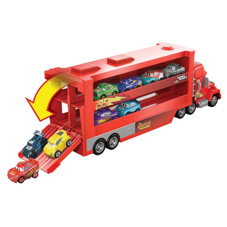 Disney/Pixar Cars Mack Mini Racers Hauler