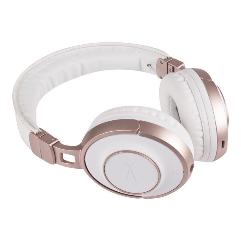Altec Lansing Nick Jonas Bluetooth Touch Headphones - Rose Gold