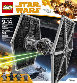 LEGO Star Wars TM Le TIE Fighter™ impérial 75211.