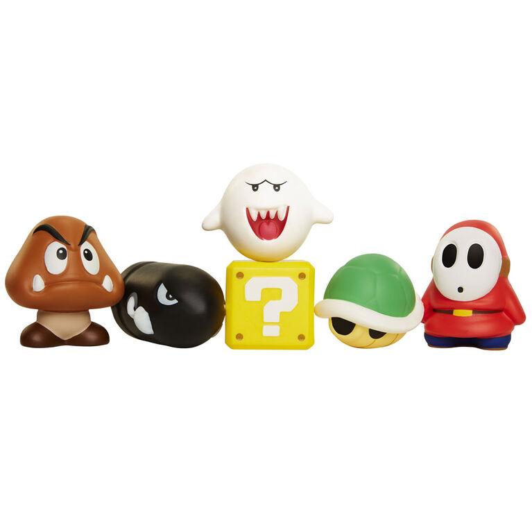 Monde de Nintendo – Jouets Squishy