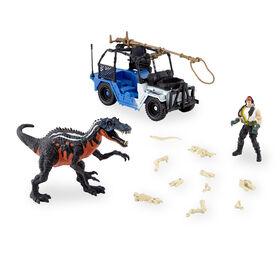 Animal Planet Dino Exploration Set - Vehicle