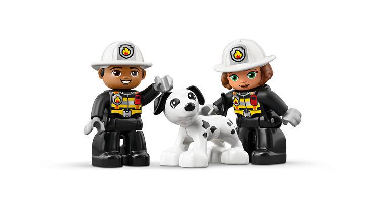 LEGO DUPLO Town La caserne de pompiers 10903