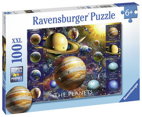 Ravensburger: Space - The Planets Puzzle (100pc)