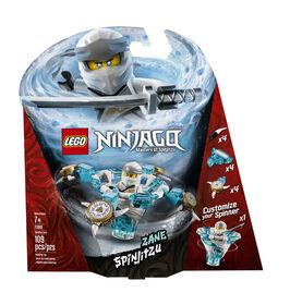 LEGO Ninjago Toupie Spinjitzu Zane 70661