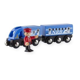 Imaginarium Express 3 Piece Train Play Set - Blue