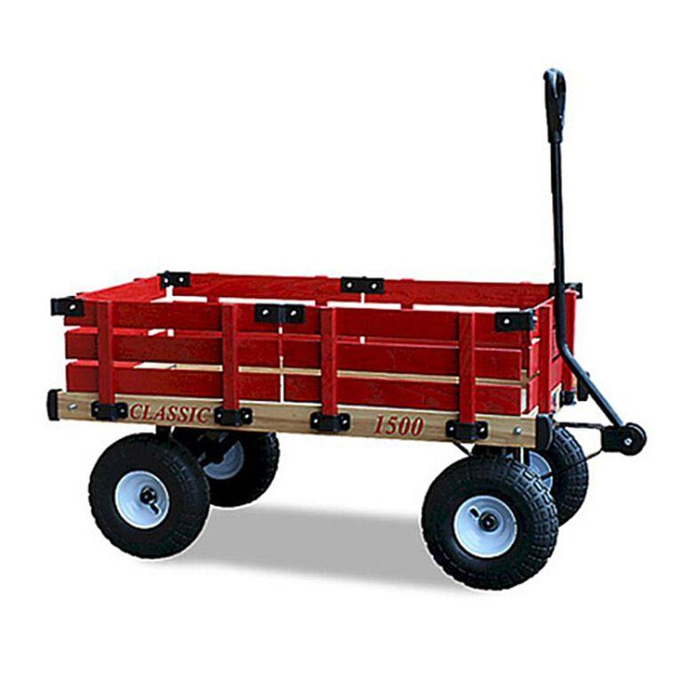 Millside - Classic Wagon 20 inch x 38 inch