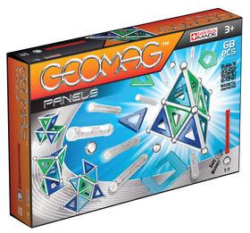 Geomag - Panels 68 Piece Set