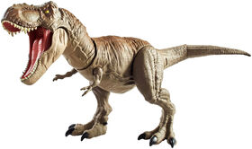 Jurassic World Bite 'n Fight Tyrannosaurus Rex Figure