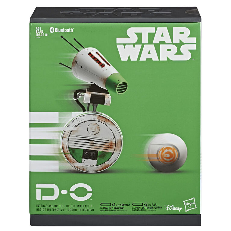Star Wars: The Rise of Skywalker D-O Interactive Droid