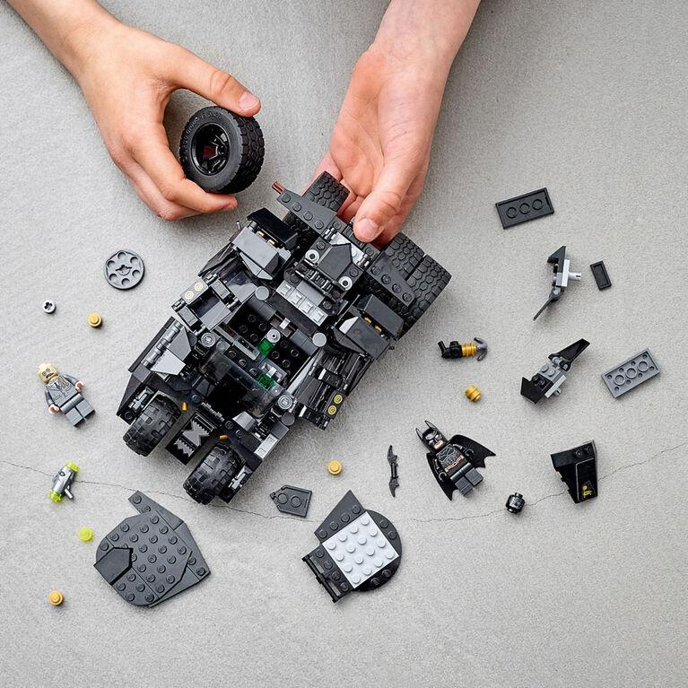 LEGO DC Batman La Batmobile Tumbler : l'affrontement de l'Épouvantail 76239