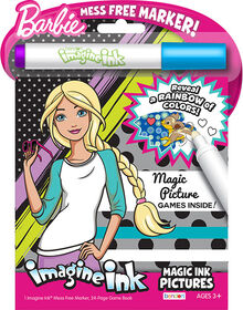 Barbie Imagine Ink