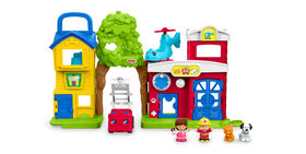 Fisher-Price Little People Animal Rescue - French Edition