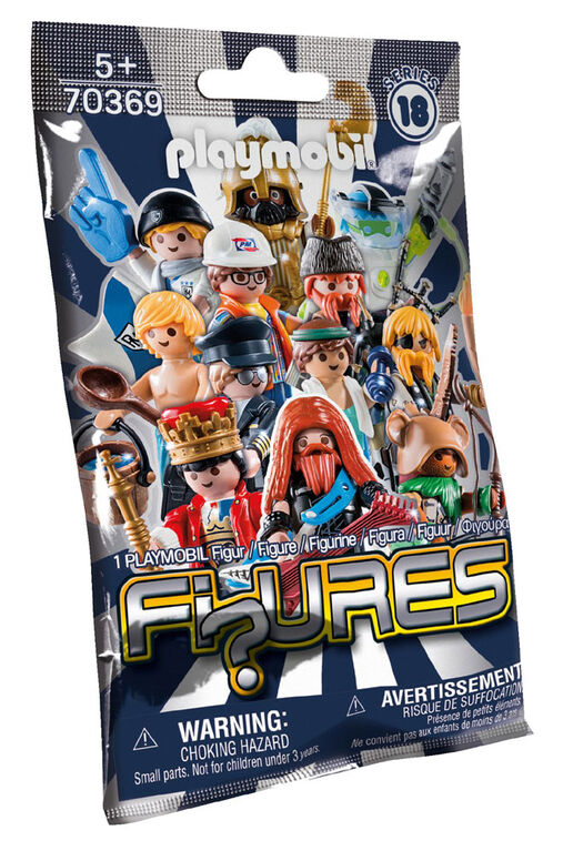 Playmobil - Mystery Figures Boys Series 18