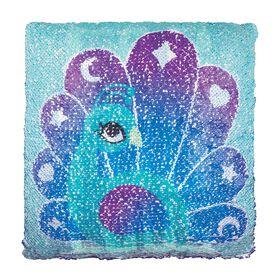 Style Lab Magic Sequins Pillow: Fab U Lous