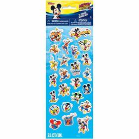Mickey Puffy Sticker Sheet