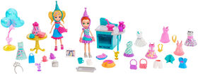 Polly Pocket Fash-tastic Birthday Pack - R Exclusive