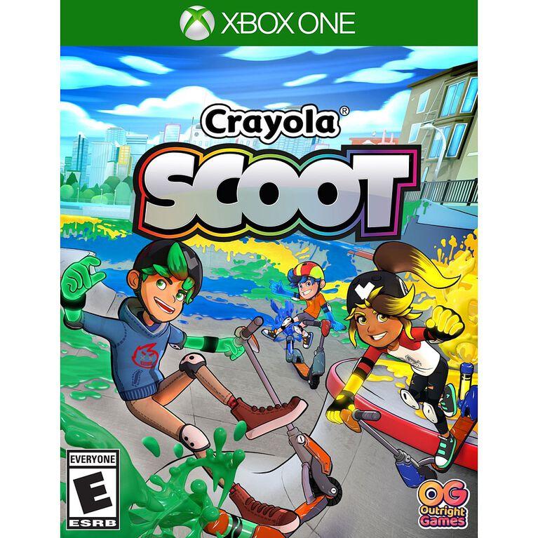Xbox One - Crayola Scoot