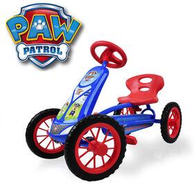 Go-kart à pédales Paw Patrol Lil'Turbo