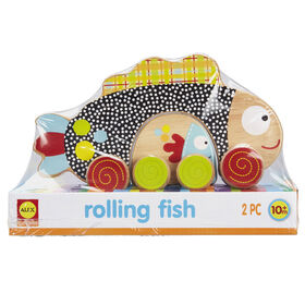 ALEX 2 Rolling Fish