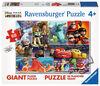 Ravensburger - Pixar Friends Floor Puzzle 60pc