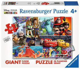 Ravensburger - Pixar Friends Floor Puzzle 60pc