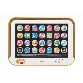 Fisher Price - Laugh and Learn Gold Tablet - English Edition