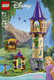LEGO Disney Princess Rapunzel's Tower 43187