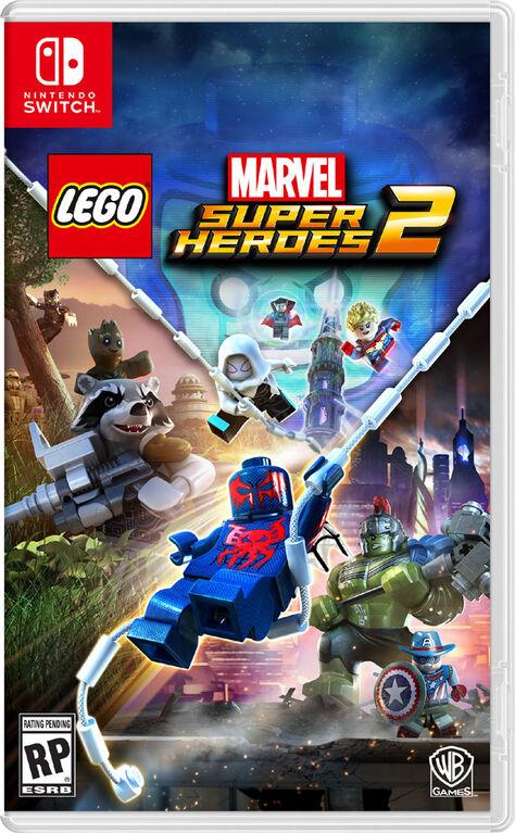 Nintendo Switch - LEGO Marvel Super Heroes 2