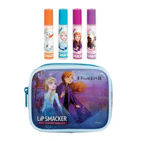 Smacker - Lot de 4 brillants à lèvres Frozen II