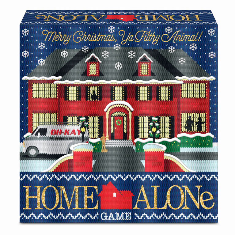 Big G Creative: Home Alone Game - English only
