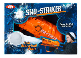 Ideal Sno Toys Sno Striker