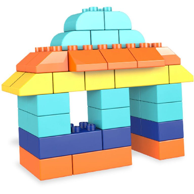 Mega Bloks - Building Basics Let's Build!