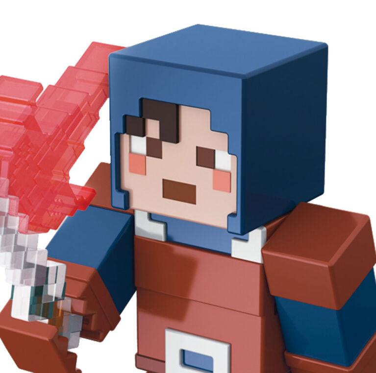 """Minecraft Dungeons 3.25"""" Hex Figure"""