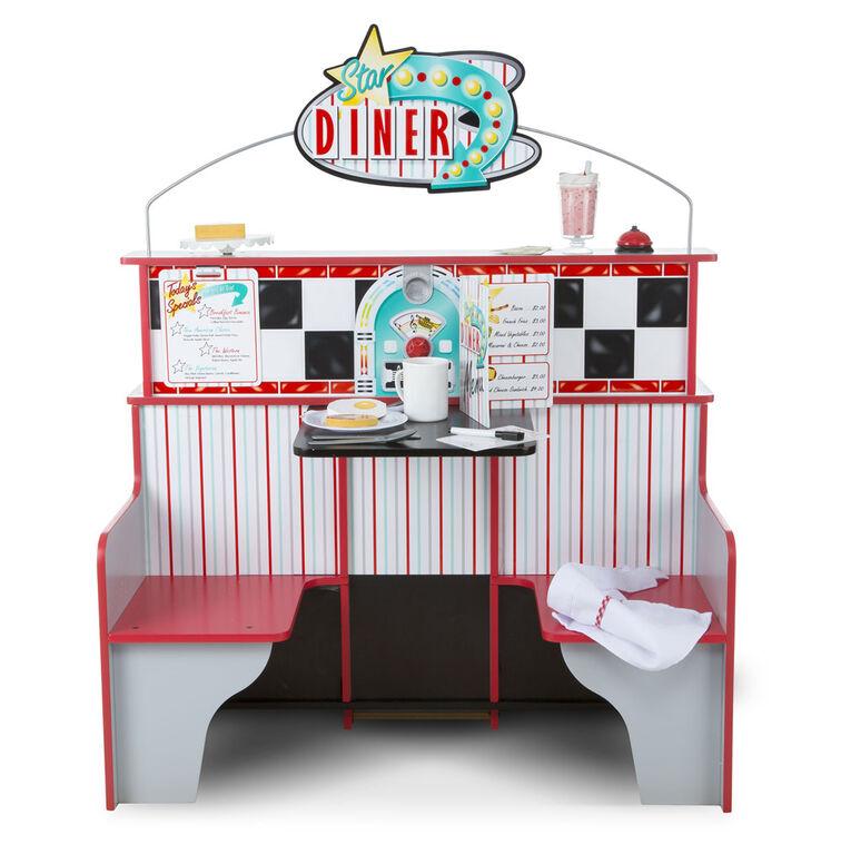 Melissa & Doug - Star Diner Restaurant