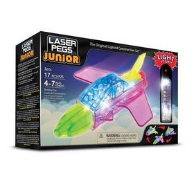 Laser Pegs 3 In 1 Juniors Jets