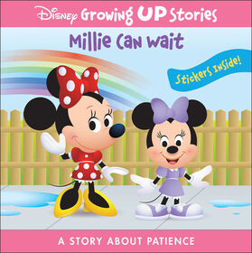 Growing Up Stories Millie Can Wait - English Edition